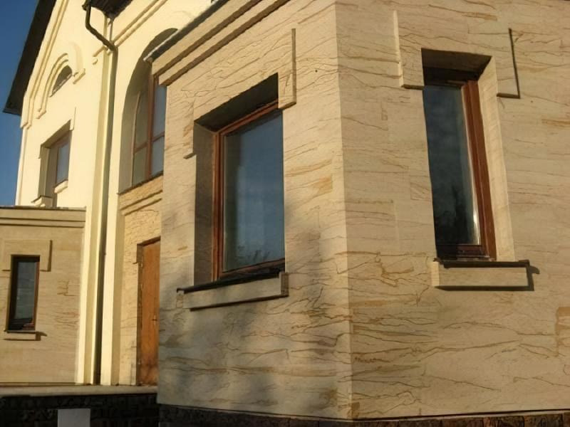Варіанти обробки будинку з сіп-панелей 8