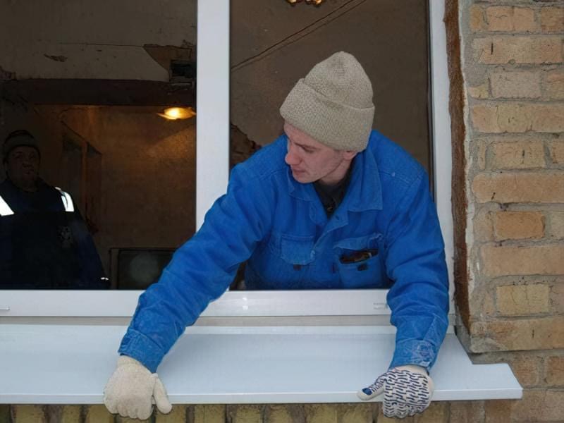 Вибір та встановлення відливу на вікна 11