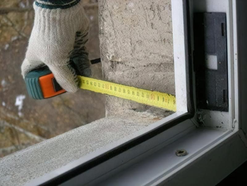 Вибір та встановлення відливу на вікна 12
