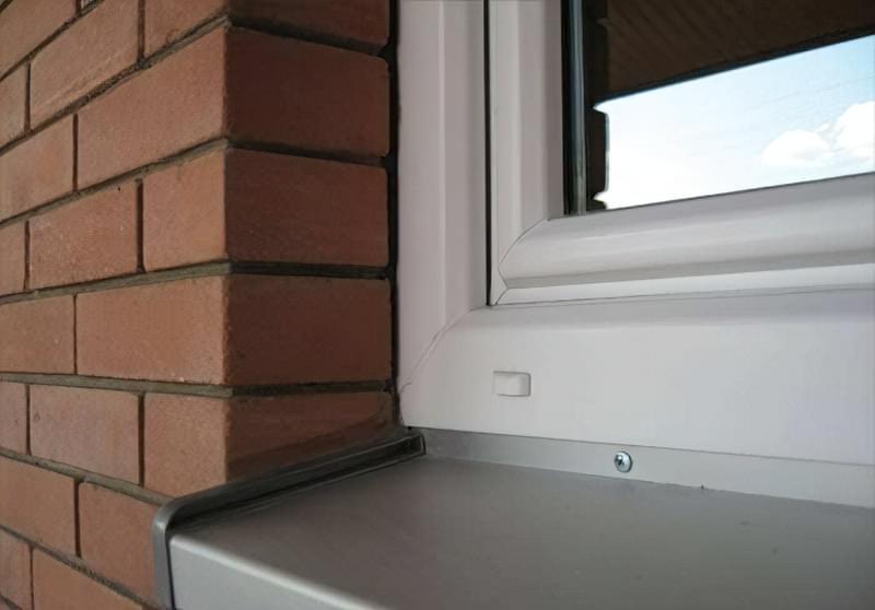 Вибір та встановлення відливу на вікна 5