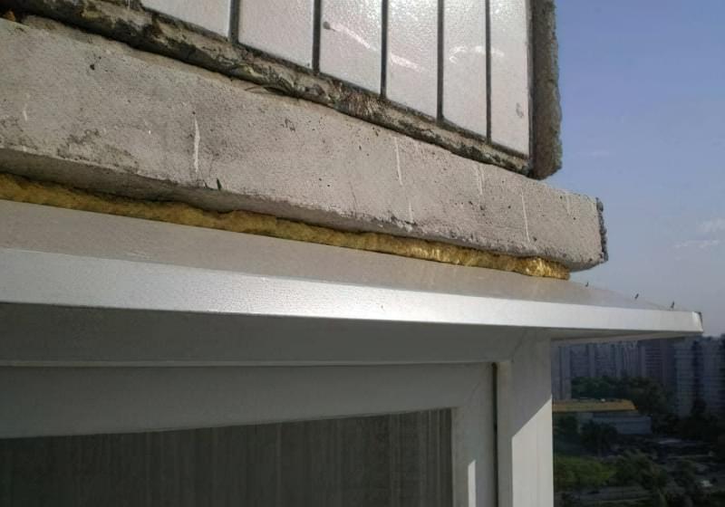 Вибір та встановлення відливу на вікна 10
