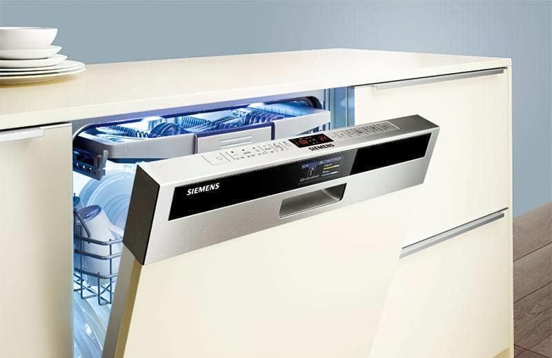 Сенсорне управління посудомийною машиною