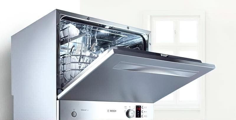Компактна посудомийна машина