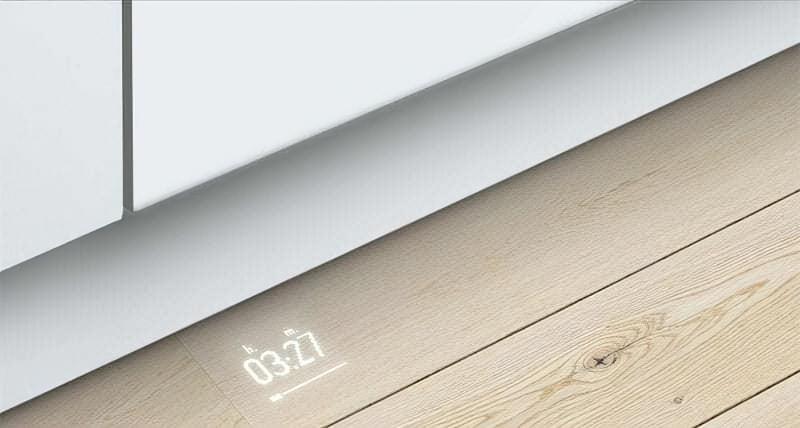 Проектування дисплея на підлогу