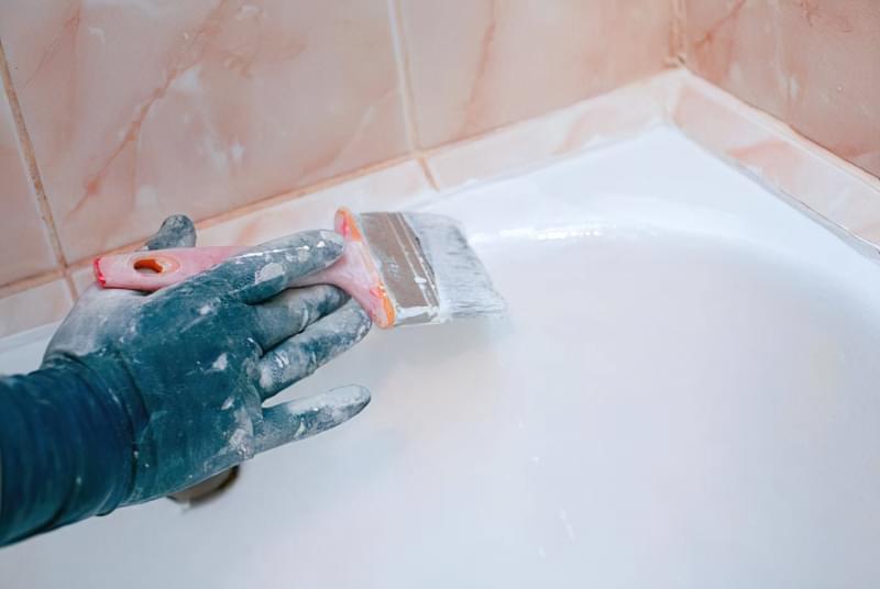 Як провести відновлення та ремонт ванни 3