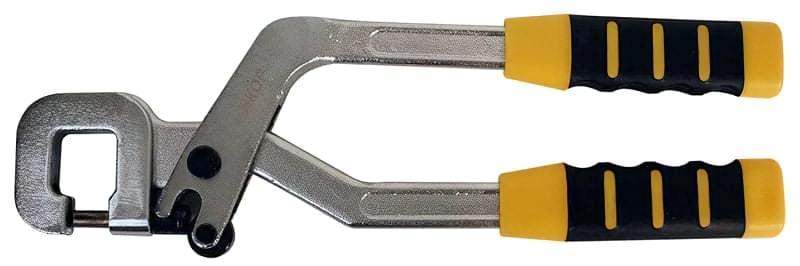 Які інструменти застосовуються для роботи з гіпсокартоном і профілями 15
