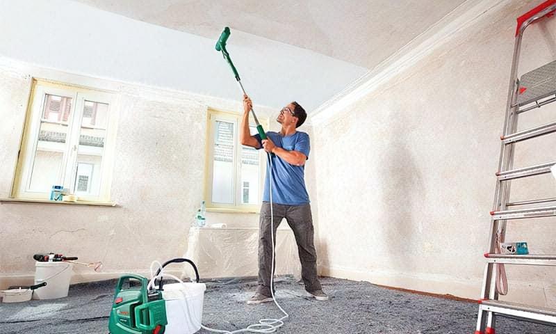 Яку фарбу краще використовувати для стелі 1