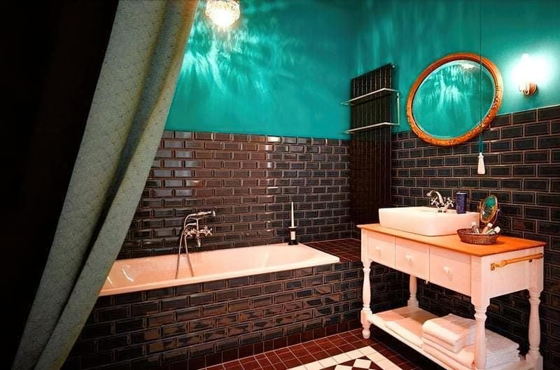 Фарба для ванної кімнати