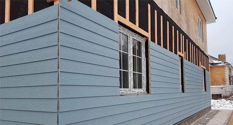 Який сайдинг кращий для обшивки будинку – порівняння матеріалів 3