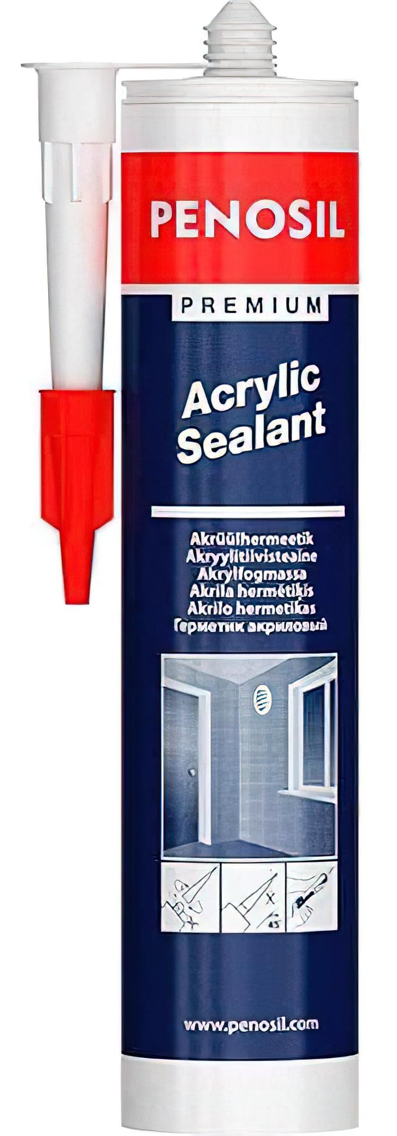 Акриловий герметик