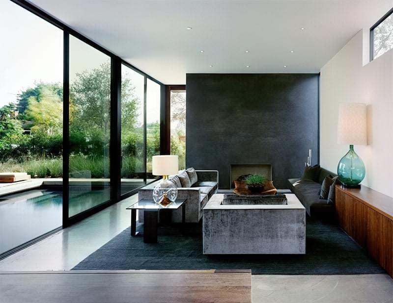 Вітальня в стилі мінімалізм – правила оформлення та ідеї для приголомшливого зовнішнього вигляду 12