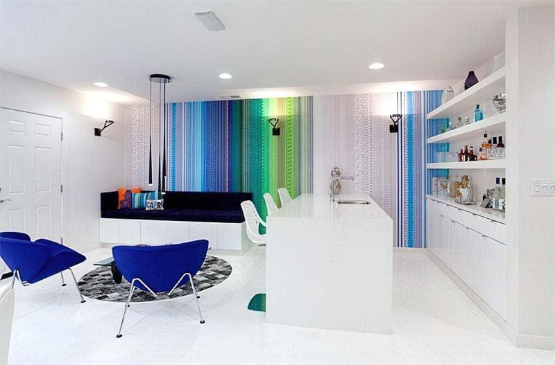 Вітальня в стилі мінімалізм – правила оформлення та ідеї для приголомшливого зовнішнього вигляду 17