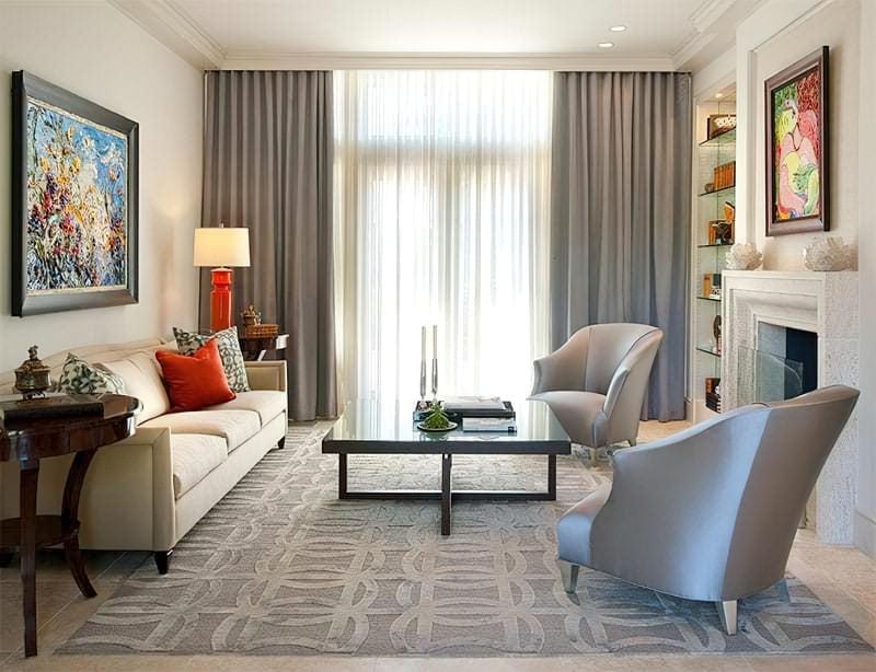 Вітальня в стилі мінімалізм – правила оформлення та ідеї для приголомшливого зовнішнього вигляду 18