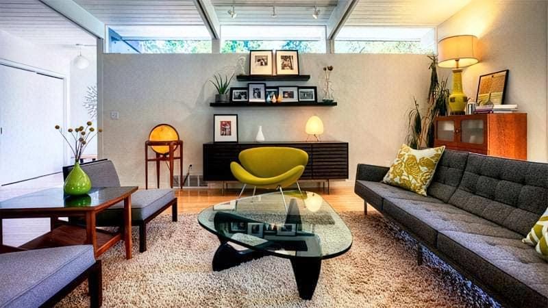 Вітальня в стилі мінімалізм – правила оформлення та ідеї для приголомшливого зовнішнього вигляду 25