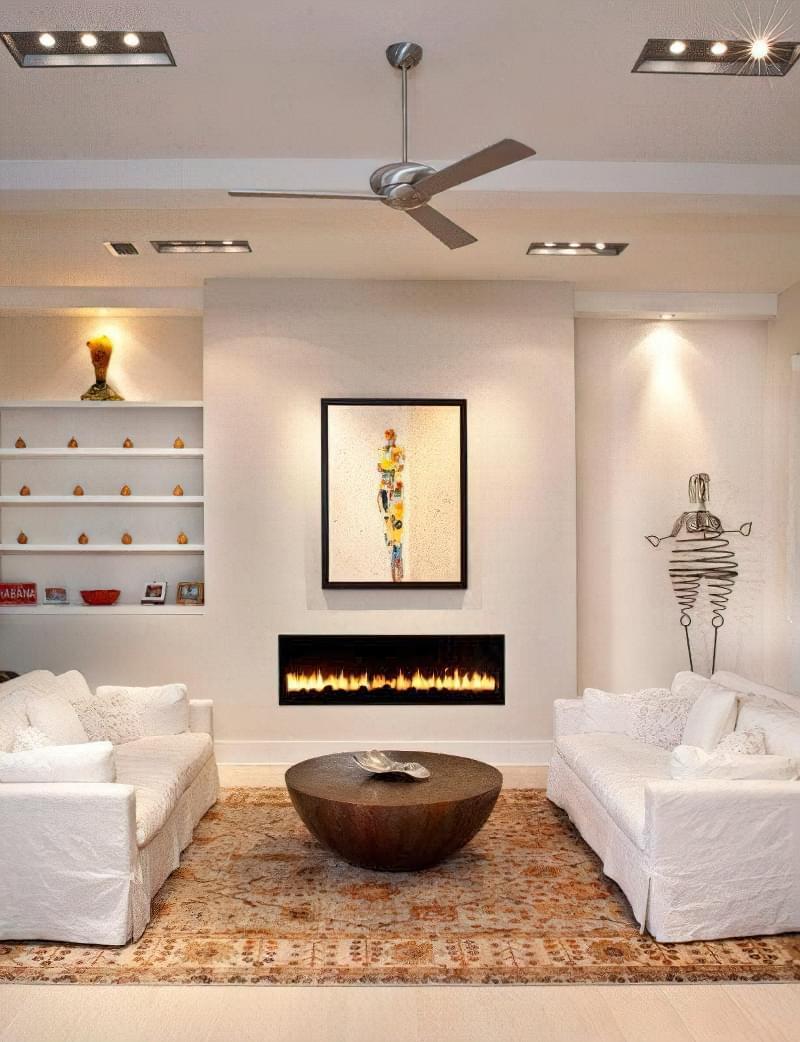 Вітальня в стилі мінімалізм – правила оформлення та ідеї для приголомшливого зовнішнього вигляду 33