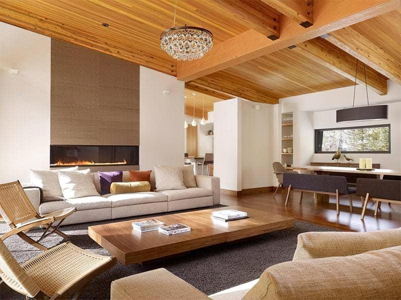 Вітальня в стилі мінімалізм – правила оформлення та ідеї для приголомшливого зовнішнього вигляду 34
