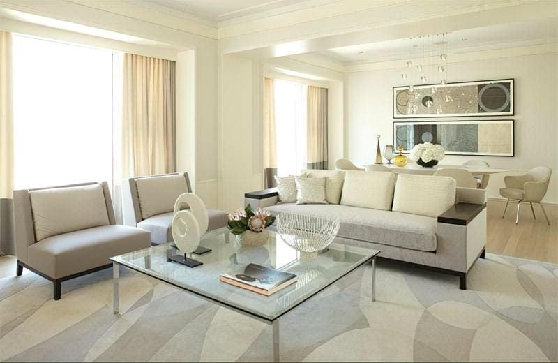Вітальня в стилі мінімалізм – правила оформлення та ідеї для приголомшливого зовнішнього вигляду 42