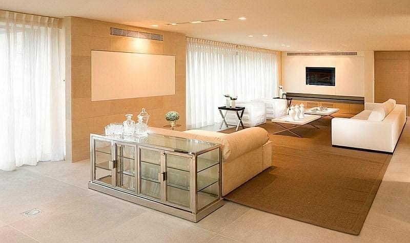Вітальня в стилі мінімалізм – правила оформлення та ідеї для приголомшливого зовнішнього вигляду 48