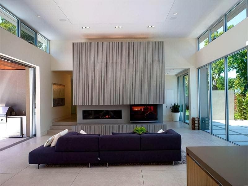 Вітальня в стилі мінімалізм – правила оформлення та ідеї для приголомшливого зовнішнього вигляду 9