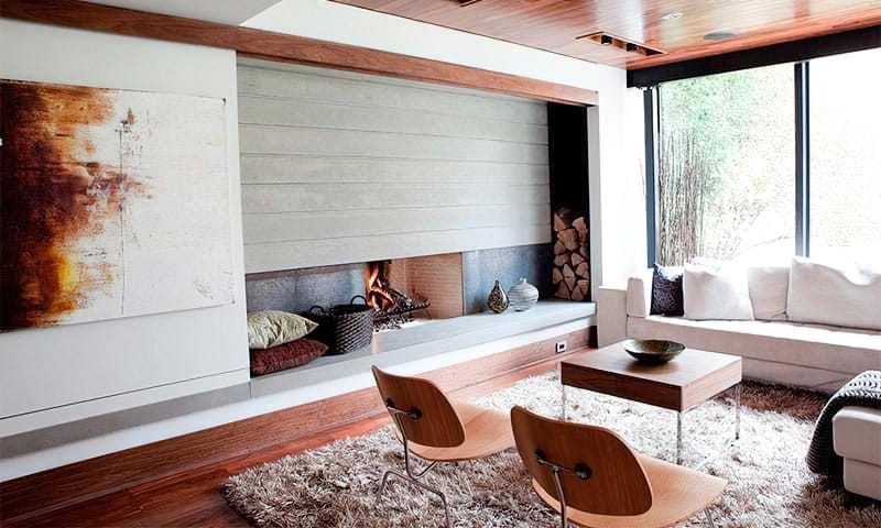 Вітальня в стилі мінімалізм – правила оформлення та ідеї для приголомшливого зовнішнього вигляду 1