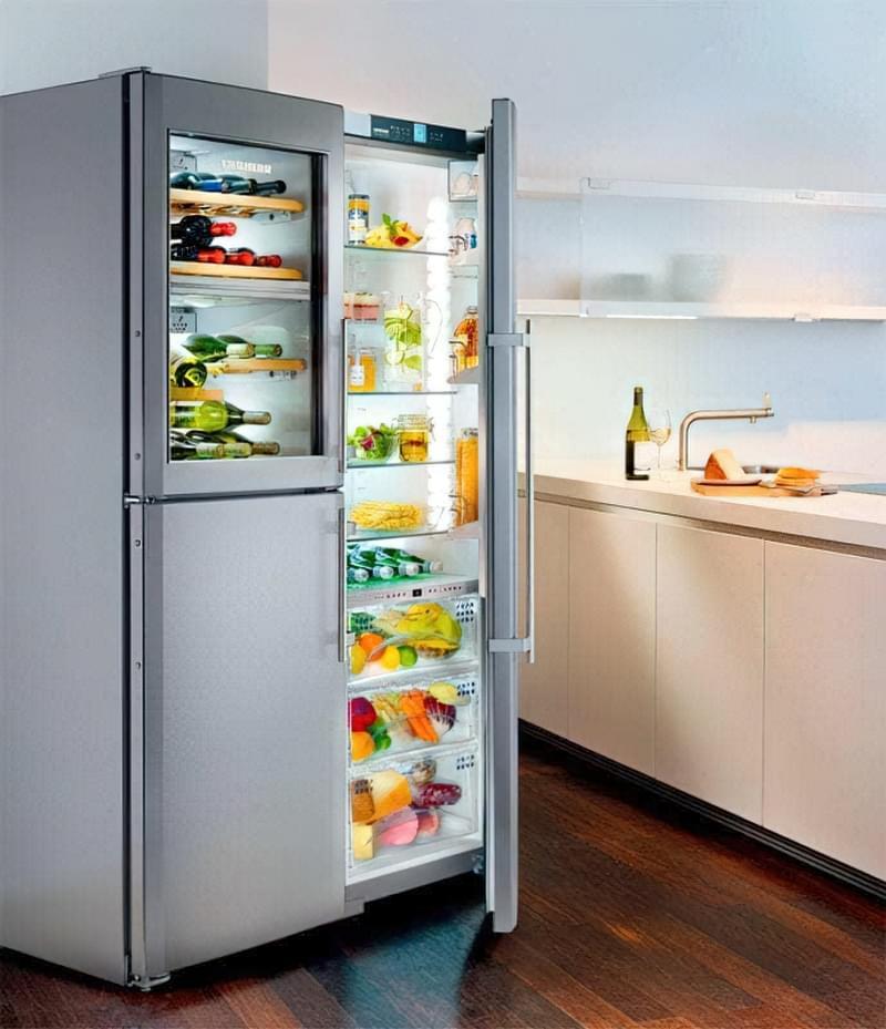 Види холодильників побутового призначення 4