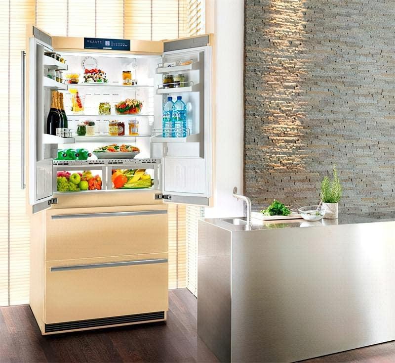 Види холодильників побутового призначення 5