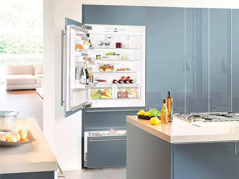 Вбудований холодильник