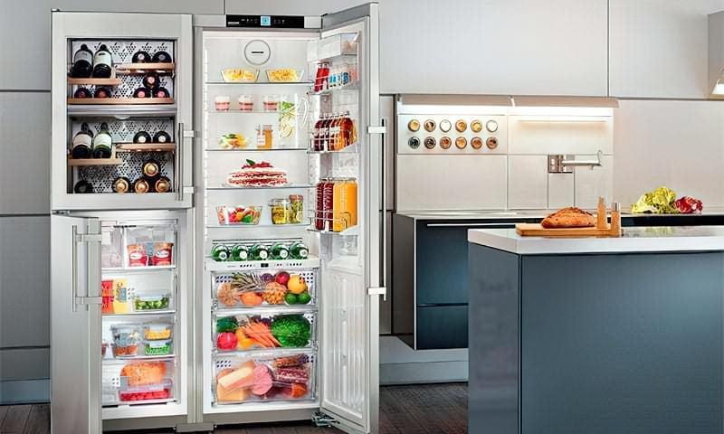 Види холодильників побутового призначення 1