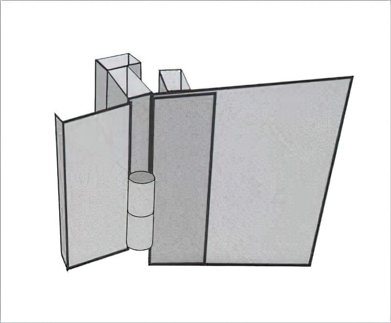 Як вибрати хороші вхідні металеві двері: конструкції, матеріали, захисні властивості 5