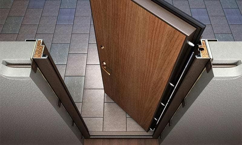 Як вибрати хороші вхідні металеві двері: конструкції, матеріали, захисні властивості 1