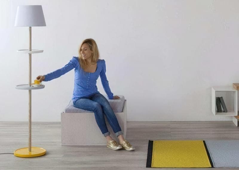 Як вибрати хороший підлоговий торшер 10