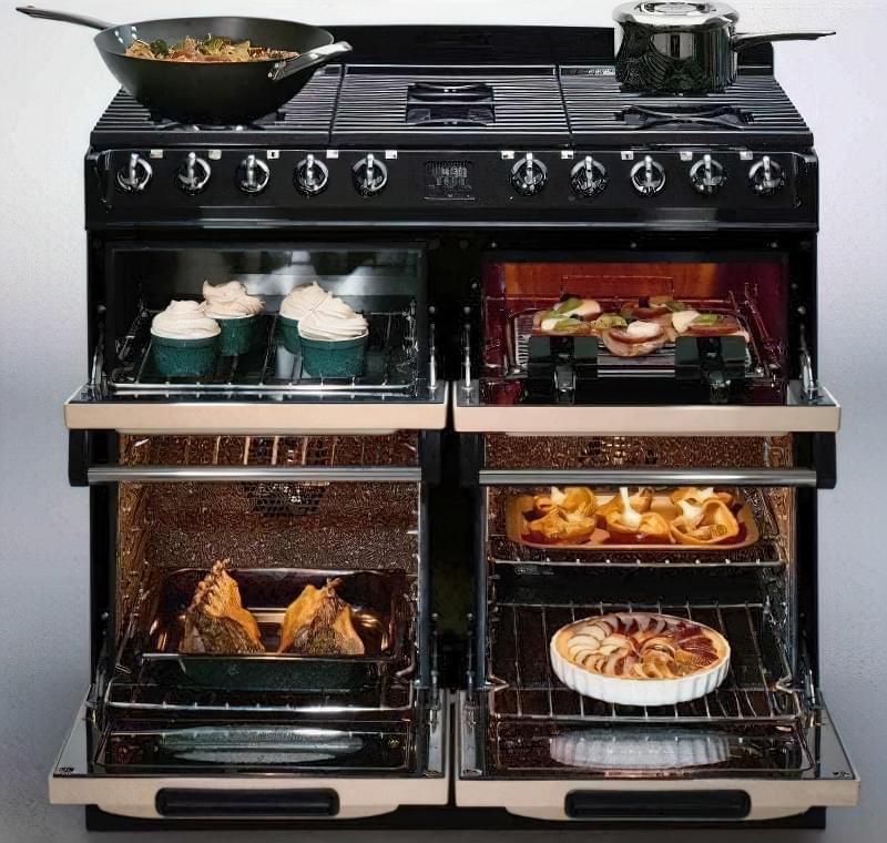 Як вибрати плиту для кухні: типи, газова чи електрична, виробники, ціни 23