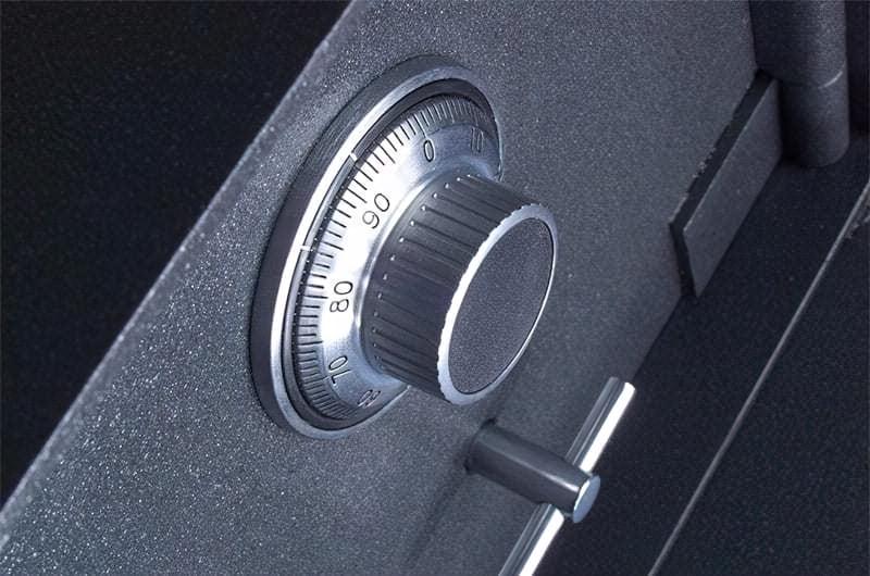 Механічний кодовий замок для сейфа