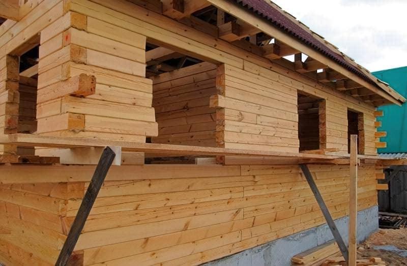 З якого бруса краще будувати будинок – порівняння матеріалів 2