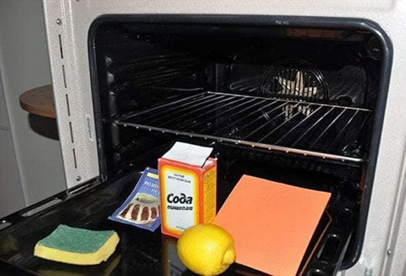 20 способів, як почистити духовку від жиру і нагару 3