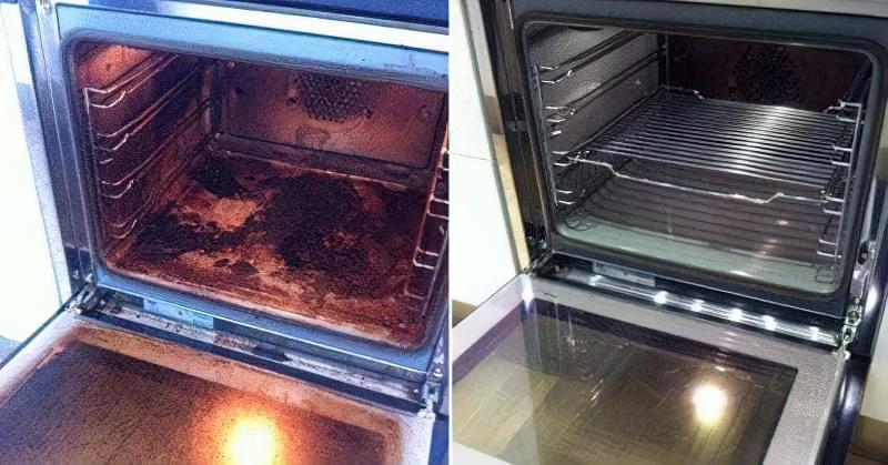 20 способів, як почистити духовку від жиру і нагару 6