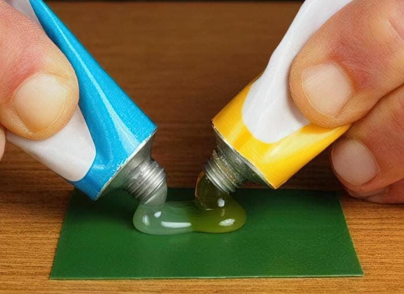Епоксидний клей: види, властивості та характеристики 3