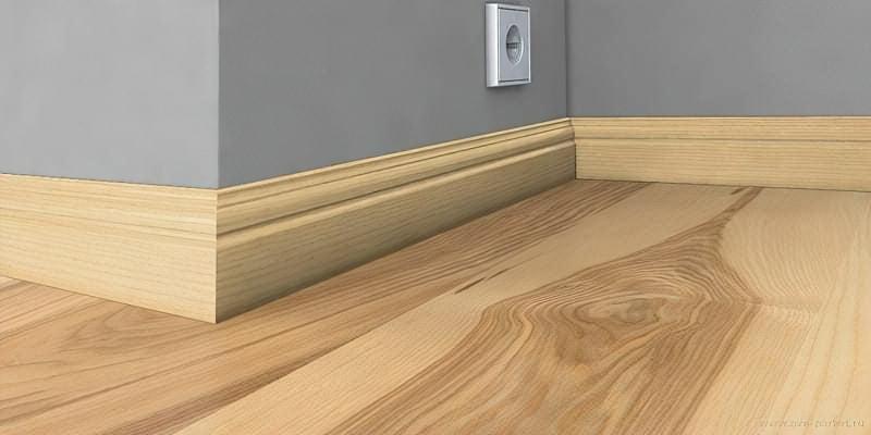 Плінтус для підлоги: як вибрати і встановити 1
