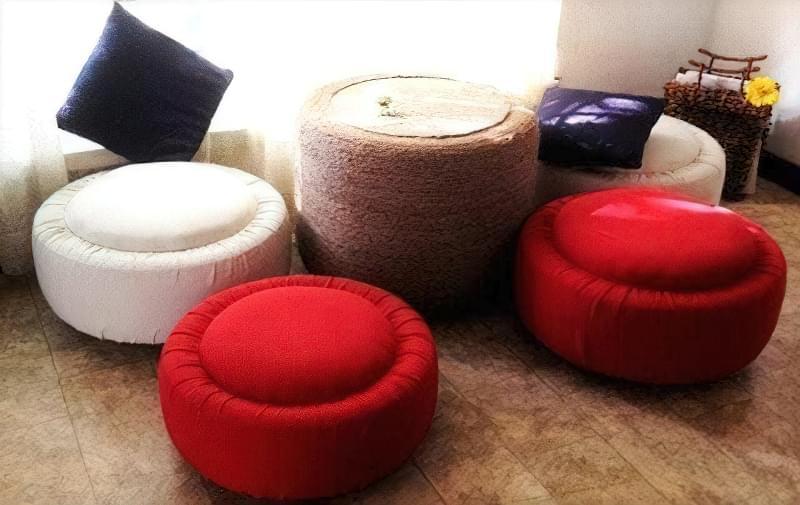 Робимо садові меблі із шин своїми руками: класні ідеї та детальні приклади 4