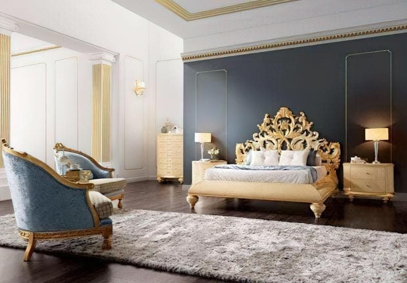 Стиль бароко в інтер'єрі квартири: 6 порад по створенню 1