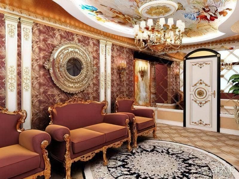 Стиль бароко в інтер'єрі квартири: 6 порад по створенню 3