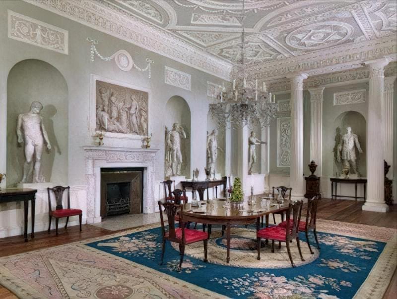 Стиль бароко в інтер'єрі квартири: 6 порад по створенню 5