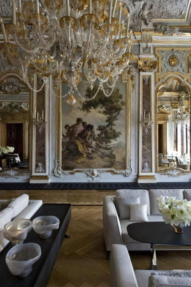 Стиль бароко в інтер'єрі квартири: 6 порад по створенню 6