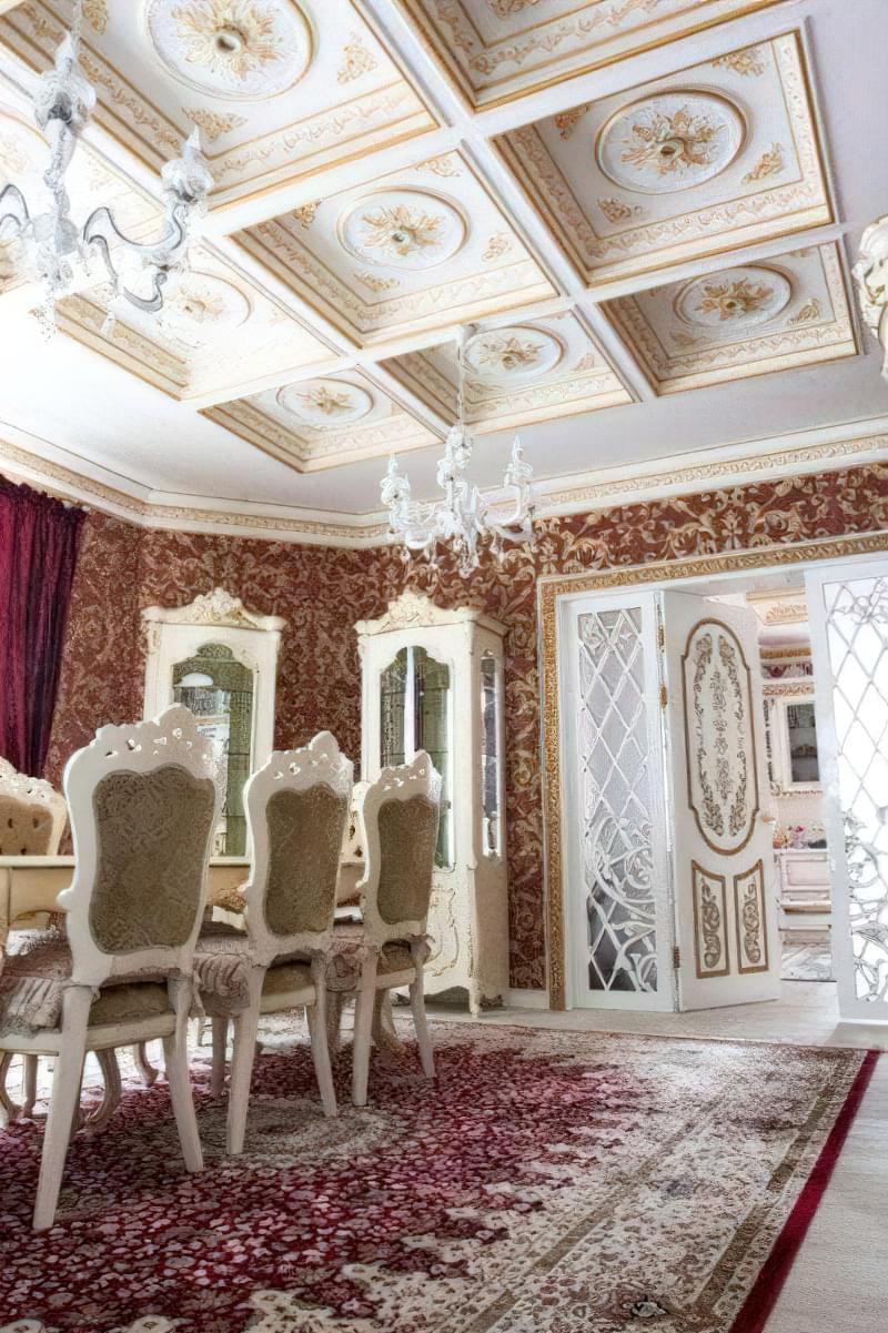 Стиль бароко в інтер'єрі квартири: 6 порад по створенню 7