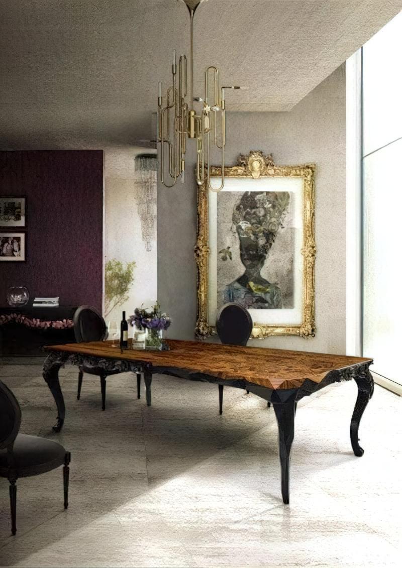Стиль бароко в інтер'єрі квартири: 6 порад по створенню 8