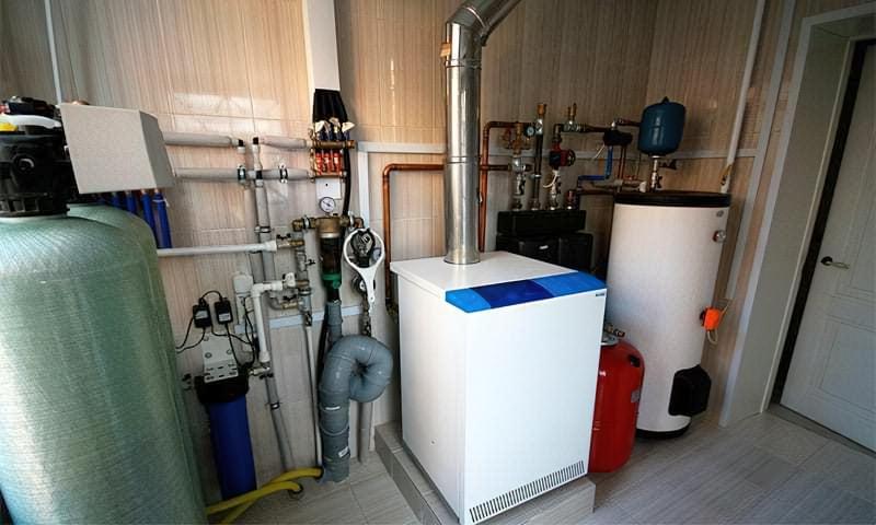 Вимоги і правила встановлення газового котла в приватному будинку 1
