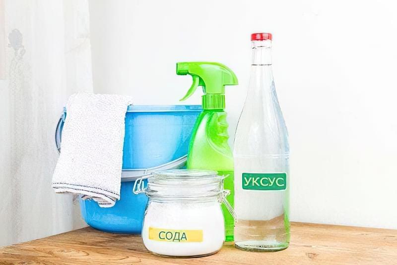 Як і чим очистити плиту від жиру і нагару в домашніх умовах 3
