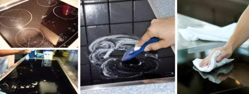 Як і чим очистити плиту від жиру і нагару в домашніх умовах 6