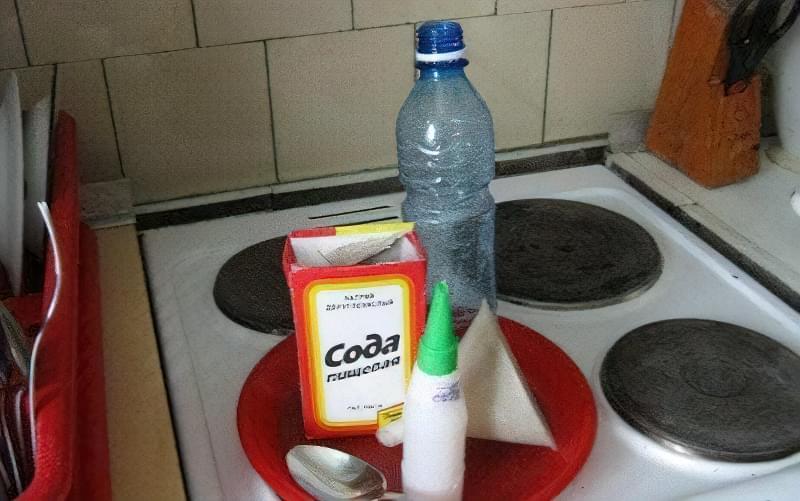 Як і чим очистити плиту від жиру і нагару в домашніх умовах 7
