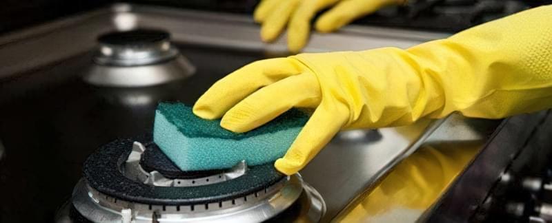 Як і чим очистити плиту від жиру і нагару в домашніх умовах 1